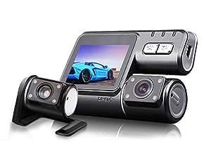 EONON フロント+リア ダブルカメラ式 ハイビジョン ドライブレコーダー
