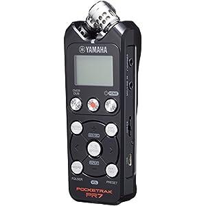 ヤマハ リニアPCMポケットレコーダー POCKETRAK PR7
