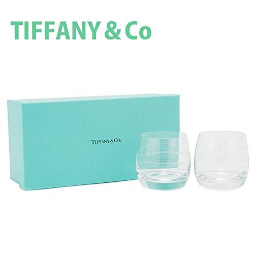 ティファニー TIFFANY&Co カデンツ グラス セット ペア 2点セット 215ml お祝い ギフト 結婚祝い 贈り物