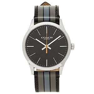 fa0b0b1530f9 Amazon | [コーチ] 腕時計 メンズ アウトレット COACH W1545 D9B ...