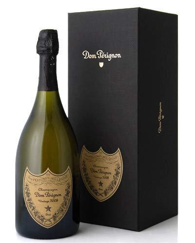 並行 箱入り ドン ペリニヨン[2008](泡 白)(ワイン(=750ml)8本と同梱可)