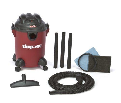 Shop-Vac59405002.0-PeakHorsepowerQuietSeriesWet/DryVacuum,5-Gallon[並行輸入品]