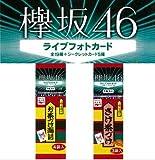 欅坂46 フォトカード付き 永谷園 お茶漬け 海苔×2袋 海苔×2袋 計4袋セット
