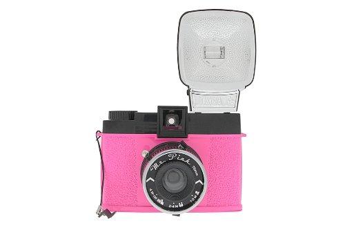 ド派手で楽しい トイカメラ Diana F+ Mr. Pink ダイアナ ロ...