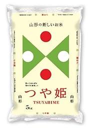 【精米】山形県産 白米 つや姫. 平成28年産 5kg