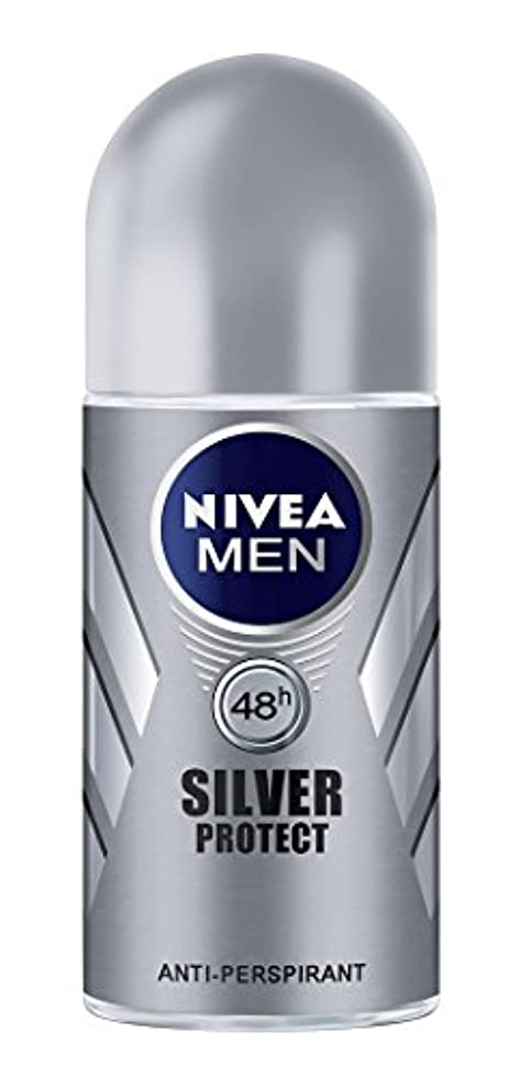 Nivea Men Silver Protect Anti-Perspirant Roll-On 50 ml / 1.7 oz