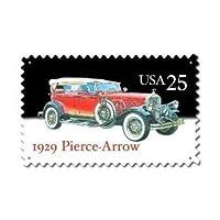Past Time Signs USPS051 1929 Pierce Arrow 自動車用ヴィンテージメタルサイン