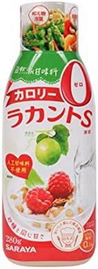 ラカントS液状 / 280g TOMIZ(富澤商店) 液状・固形の砂糖 その他固形の砂糖