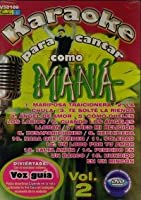 Karaoke Para Cantar [DVD] [Import]
