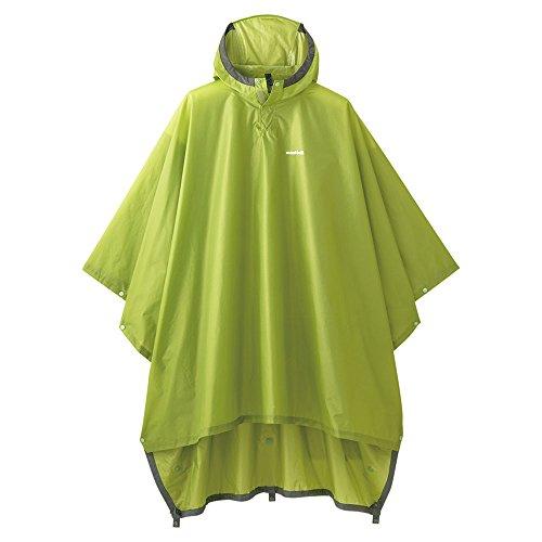 アウトドアや夏フェスに使える雨具、レインウェア、ポンチョのおすすめは?(男性向け)