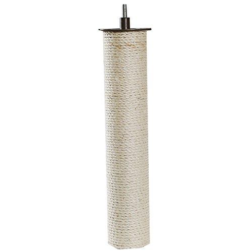 ドギーマン キャティースクラッチリビング ツリー用替え柱 N-450(1コ入)