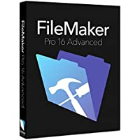 FileMaker PRO 16 Advanced Education アカデミック版 [並行輸入品]