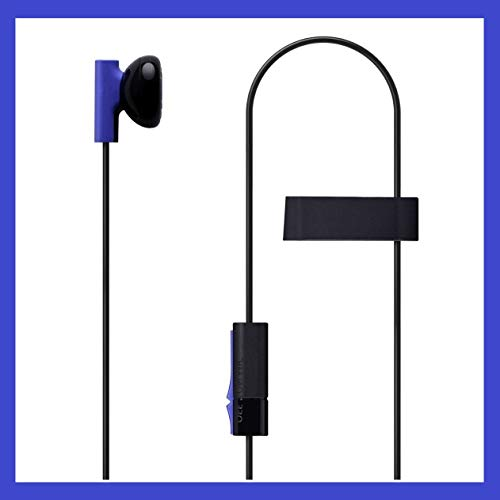 【Almach】 Playstation 4 コントローラー用 イヤホン / マイク 付き 片耳タイプ / PS4 PC Android / 1年保証