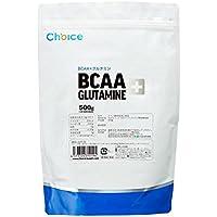 BCAA+GLUTAMINE (ビーシーエーエー+グルタミン) 500g