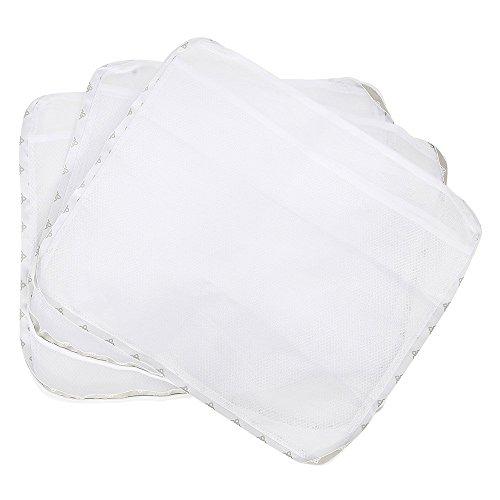 [해외](스토리지 매니악) StorageManiac 스웨터 용 세탁 네트 3 장 세트/(Storage maniac) StorageManiac Laundry net for sweater 3 pieces set
