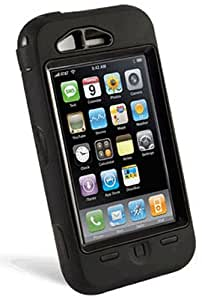 OtterBOX iPhone 3G/3GS 専用 Defender ケース(ブラック)