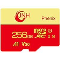 microSDカード microSDXCカード 256GB JNH 超高速100MB/秒 UHS-I U3 V30 4K Ultra HD アプリ最適化A1対応 【国内正規品 5年保証】