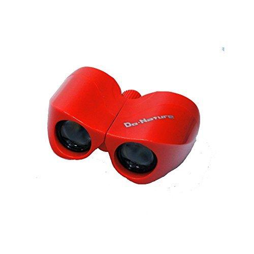 オペラグラス 双眼鏡 8×22 8倍 22mm STV-B Do・Nature レッド