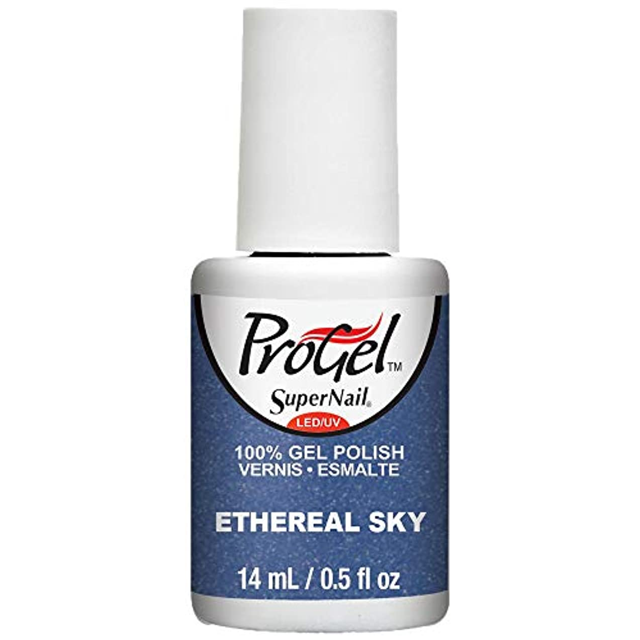 ソートたぶん苦行SuperNail ProGel Gel Polish - Ethereal Sky - 0.5oz / 14ml