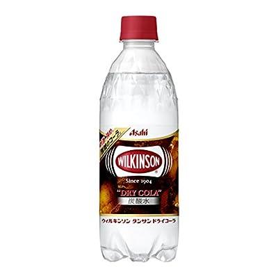 アサヒ飲料 ウィルキンソン タンサン ドライコーラ 500ml×24本