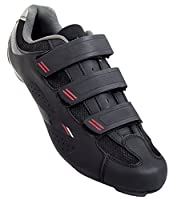 Tommaso Strada 100 Dual Cleat Compatible Road Touring Cycling Spin Shoe - 45 [並行輸入品]