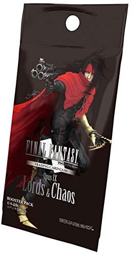 【特典】FF-TCG Opus IXブースターパック Lords & Chaos 日本語版 36パック入りBOX