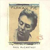 Flaming Pie by Paul Mccartney (1997) U.S. Edition Audio CD