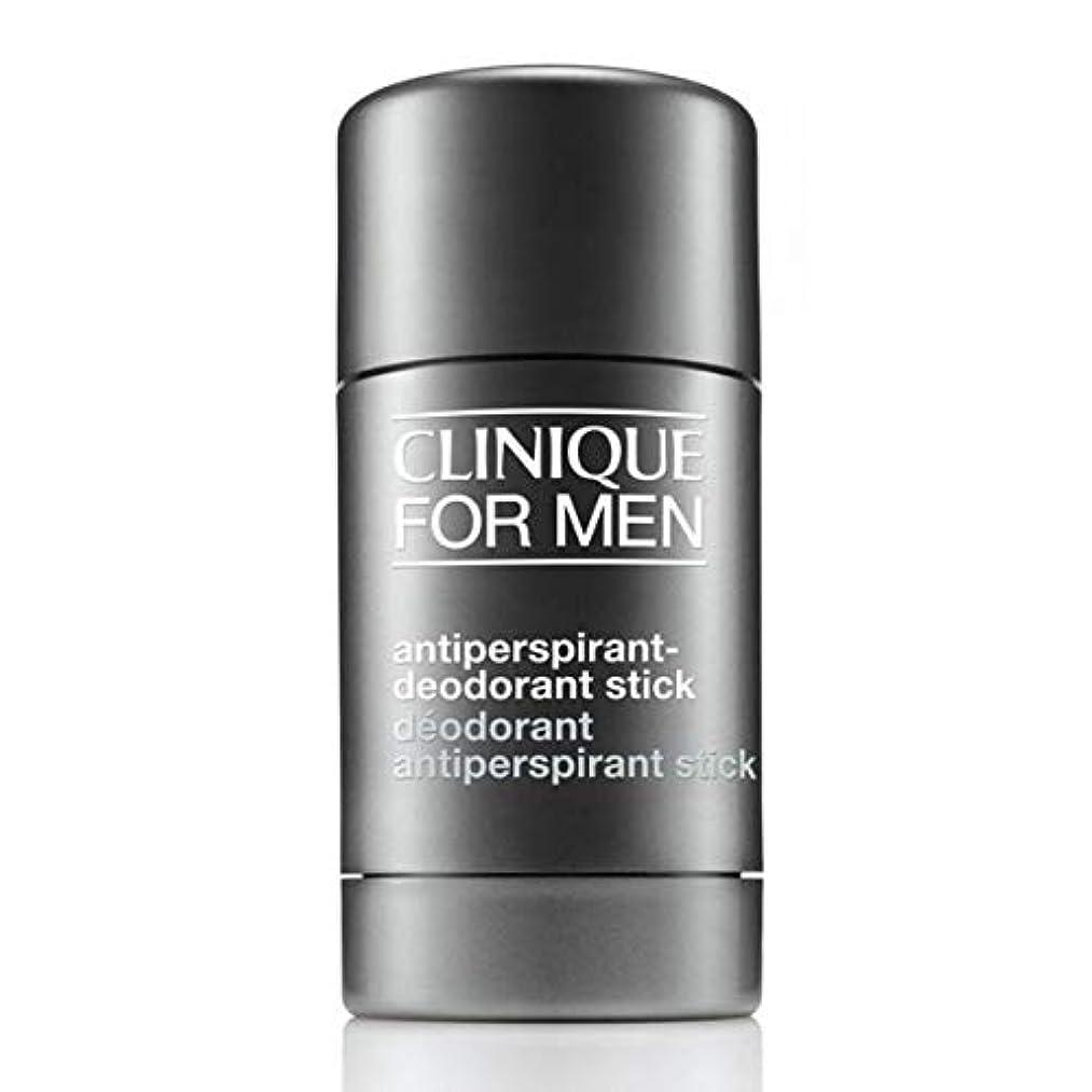 インゲン線形乞食クリニーク メンズ アンティパースパイラント デオスティック フォーメン 75ml CLINIQUE for Men