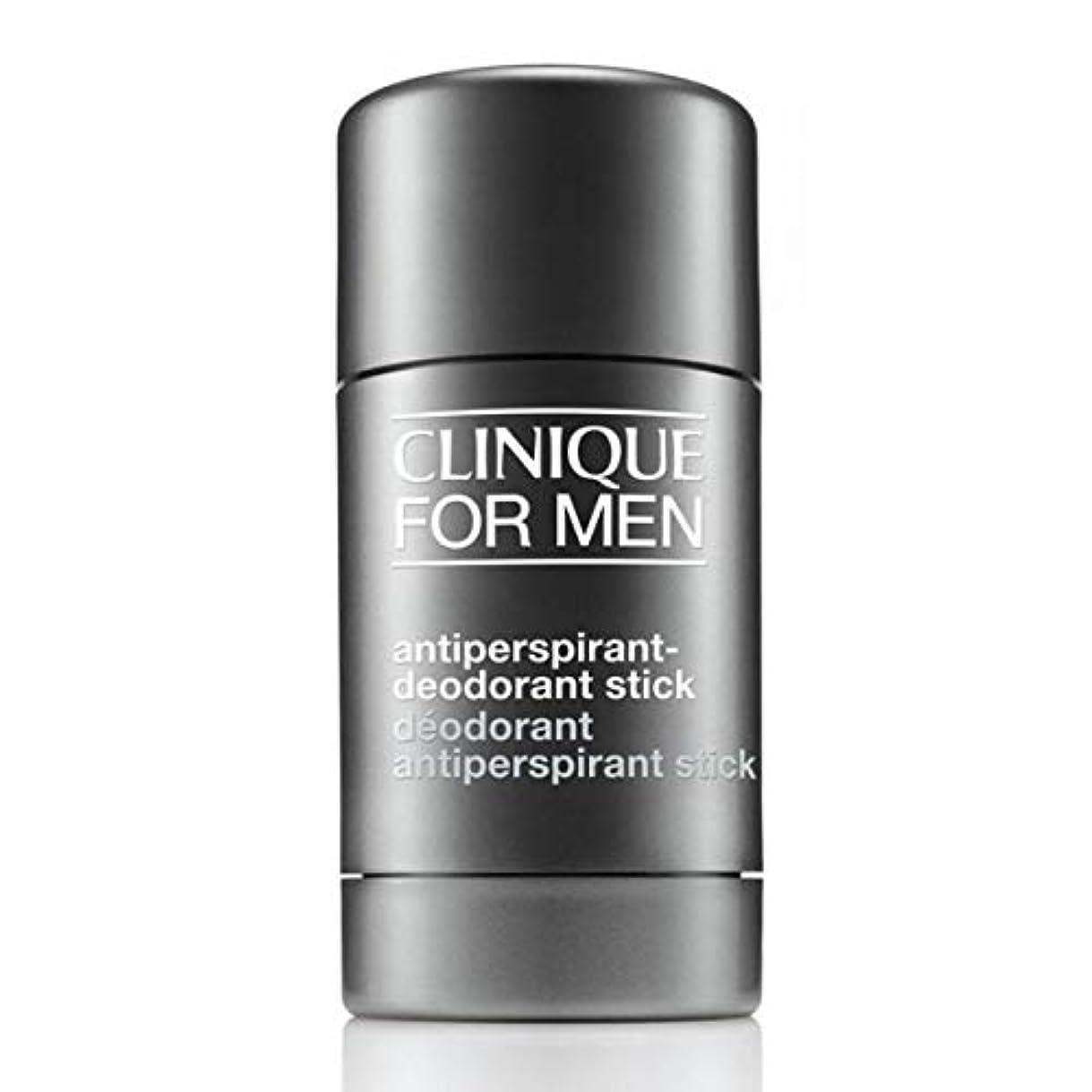 土ネイティブ突破口クリニーク メンズ アンティパースパイラント デオスティック フォーメン 75ml CLINIQUE for Men