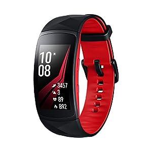 Galaxy Gear Fit2 Pro 【Galaxy純正 国内正規品】 レッド / Lサイズバンド SM-R36510417JP