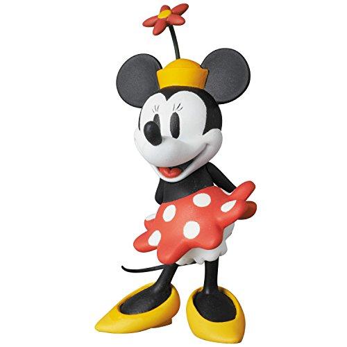 UDF Disney 스탠다드 캐릭터즈 미니 마우스(non스케일 PVC제 페인티드)- (2015-12-19)