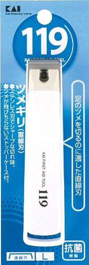 難しい通信する電子レンジ119 ツメキリ001 L(直線刃)