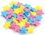 スポークアクセサリー星型 (3色12個入) 08180