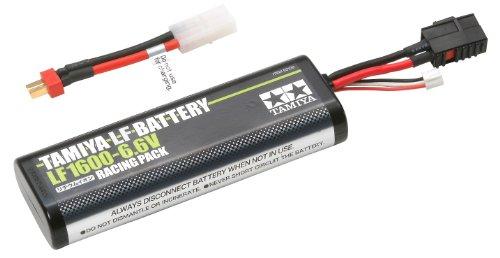 タミヤ LFバッテリー LF1600-6.6V レーシングパック 55109 (バッテリー&充電器シリーズ No.109)
