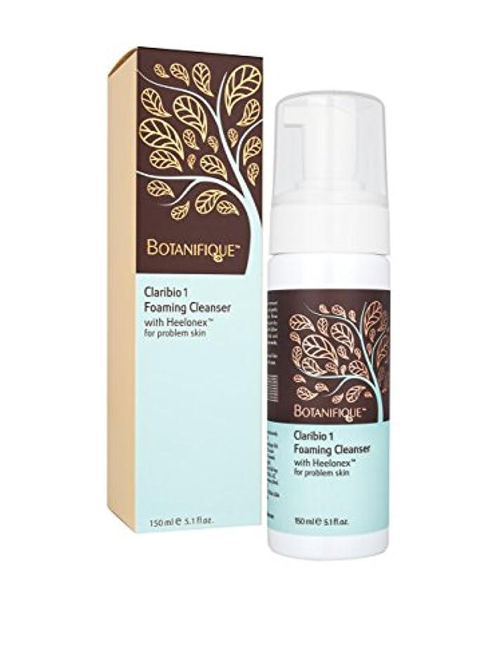 蛾ひねり人工的なBotanifique Claribio 1 Foaming Cleanser - For Problem Skin 150ml/5oz並行輸入品