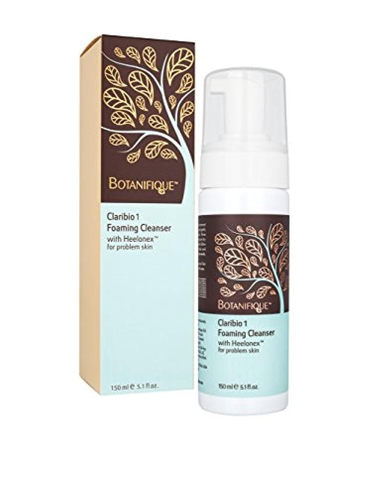 ウォルターカニンガムアスリート神社Botanifique Claribio 1 Foaming Cleanser - For Problem Skin 150ml/5oz並行輸入品