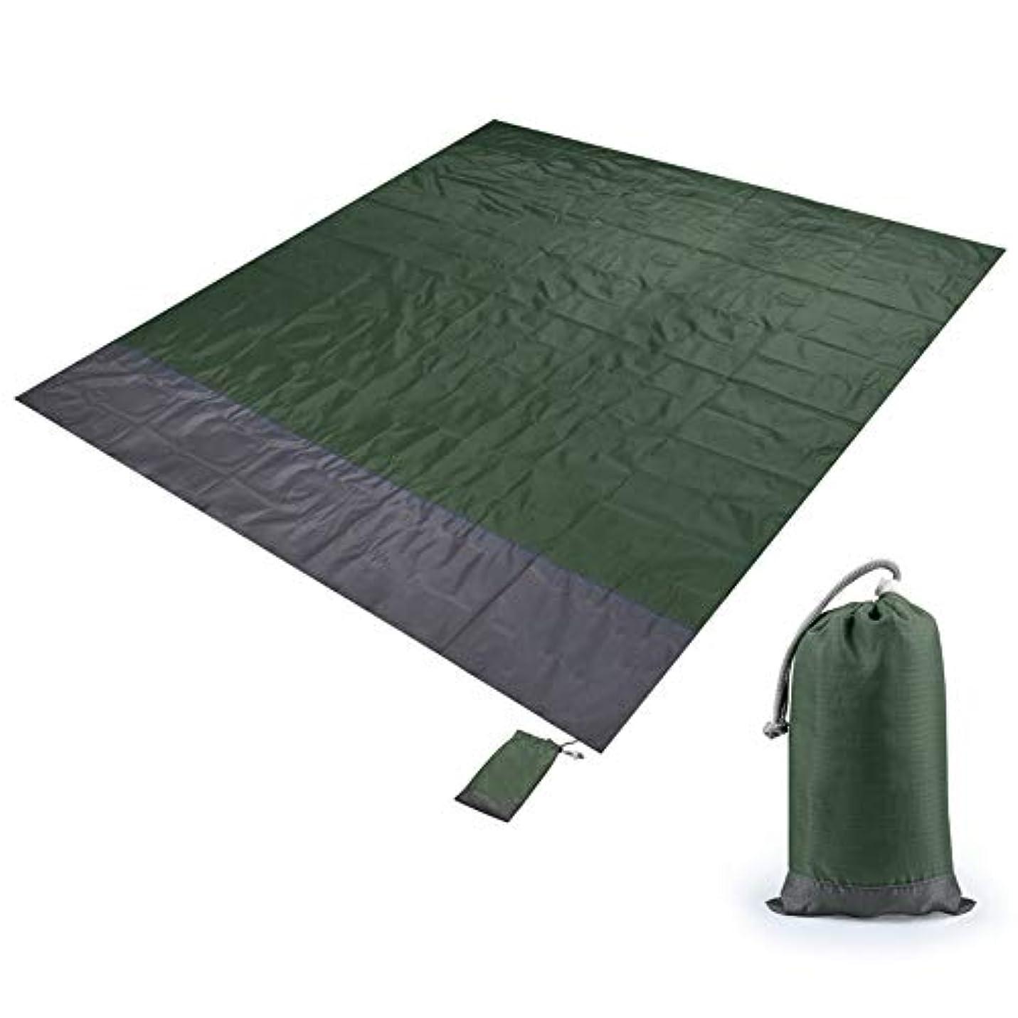 ジュラシックパークボトルネック頬骨屋外キャンプピクニックマット、防水ビーチ毛布、屋外ポータブルピクニックマットキャンプマットマットレス(200 * 210センチ)