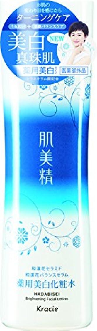 浸した戻るブレーキ肌美精 ターニングケア美白 薬用美白化粧水 200mL