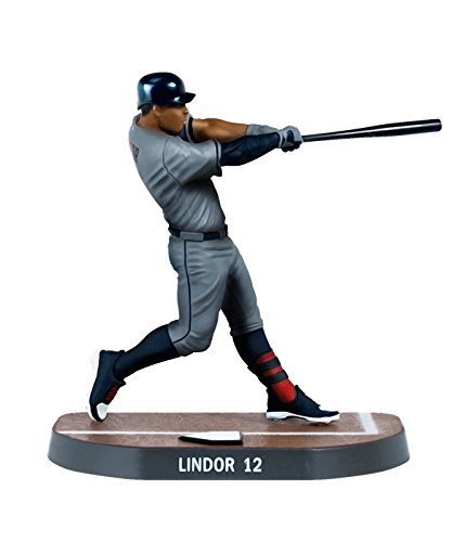MLB 2016/ クリーブランド・インディアンス フランシスコ・リンドーア 6インチ フィギュア
