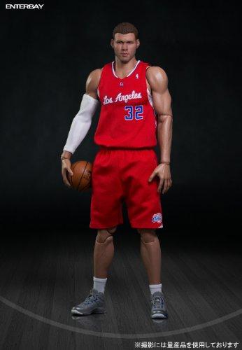 リアルマスターピース コレクティブル フィギュア/ NBAコレクション: ブレイク・グリフィン