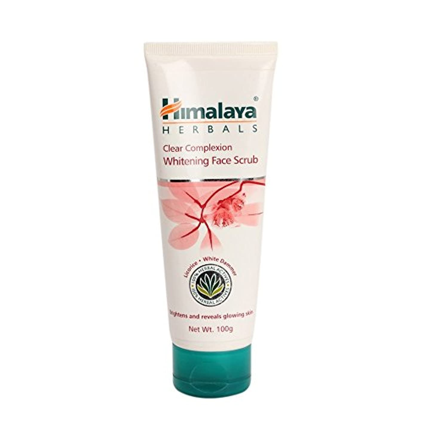 あいにく弾性守るHimalaya Clear Complexion Whitening Face Wash - 100gm