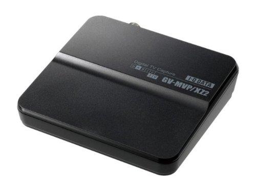 I-O DATA 地上・BS・110度CSデジタル対応TVキャプチャーBOX USBモデル GV-MVP/XZ2
