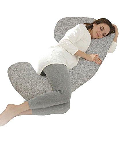 Meiz 抱き枕 妊婦 授乳クッション 背もたれ枕 C型 多...