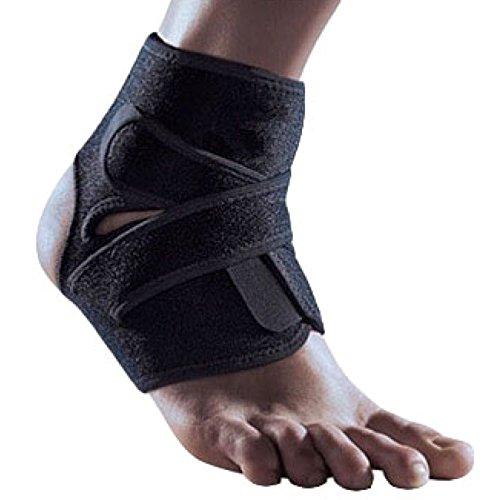 clausius 足首サポーター 捻挫テーピング 負担軽減 痛み緩和 スポーツ用 左右兼用 フリーサイズ 安心サポート