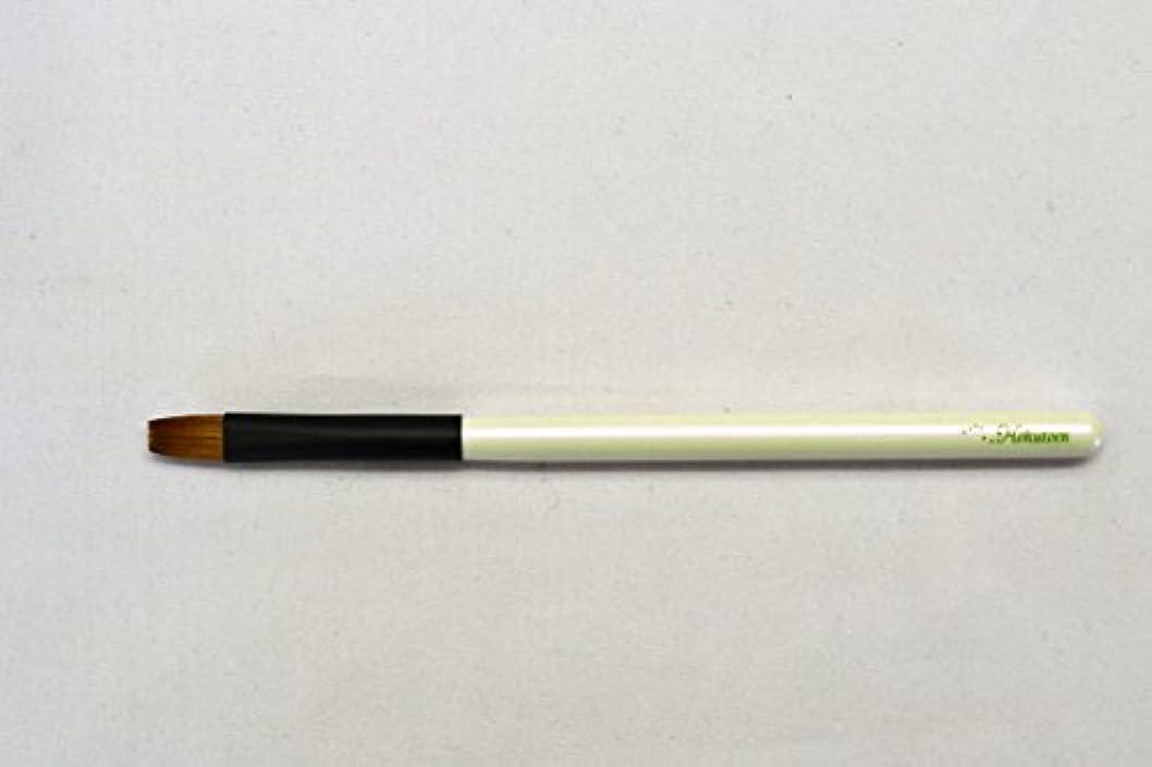 レルム写真のセラー熊野筆 北斗園 Kシリーズ リップブラシ(白黒)