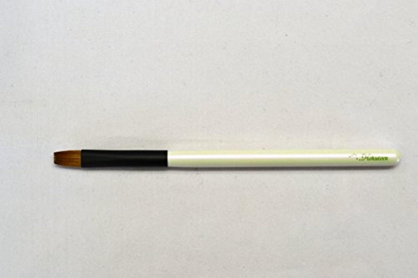 クローンスコットランド人量で熊野筆 北斗園 Kシリーズ リップブラシ(白黒)