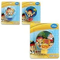 Jake and the Neverland Pirates Night Light (Assorted) by Disney [並行輸入品]