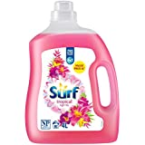 Surf Front & Top Loader Laundry Liquid Tropical Lily, 4L
