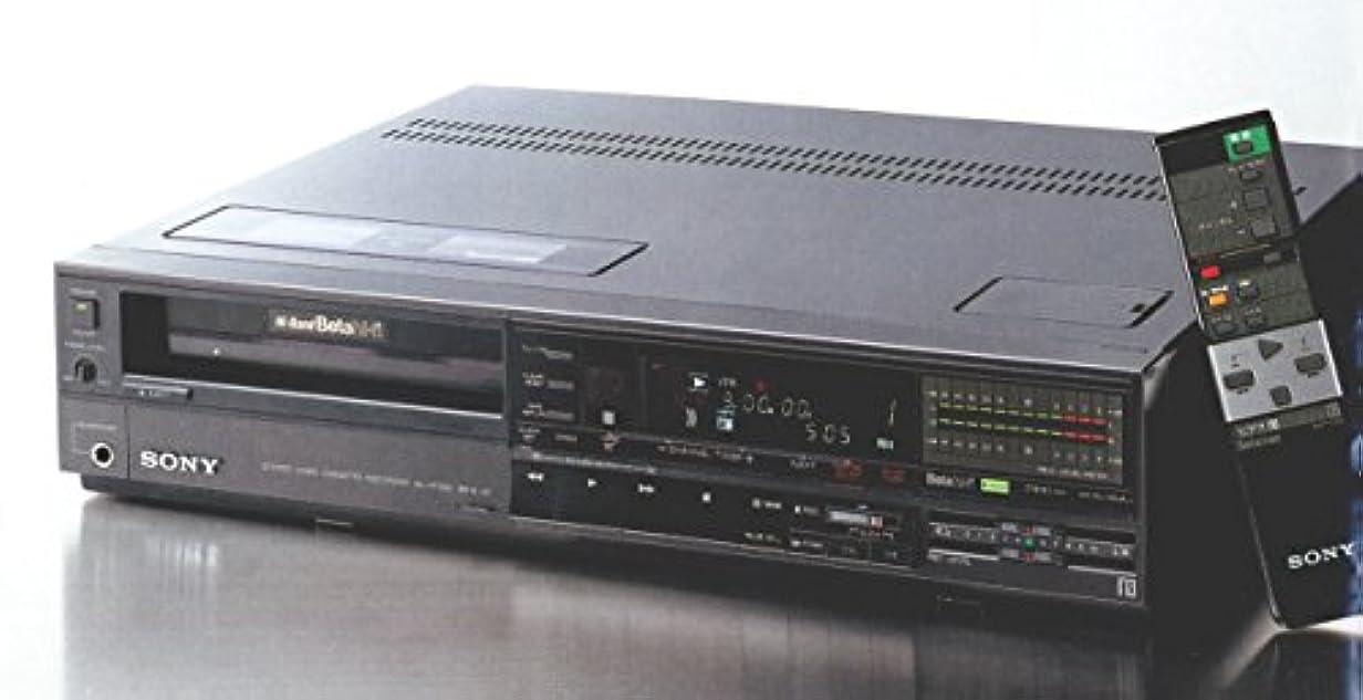 チャンバージェスチャー苗SONY SL-HF505 ベータハイファイビデオ  (pdremium vintage)