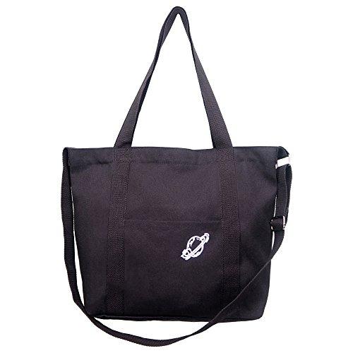 [해외]Umetoo 토트 백 2way 숄더백 대각선 걸 여성 캔버스 캔버스 캐주얼 심플 대용량 핸드백/Umetoo tote bag 2way shoulder bag diagonal women`s canvas canvas canvas casual simple large capacity handbag